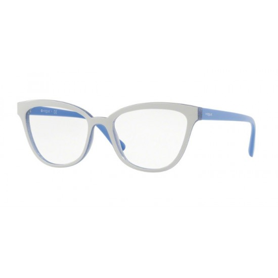 Vogue VO 5202 - 2594 Top Glitter Beige / Azzurro | Occhiale Da Vista Donna