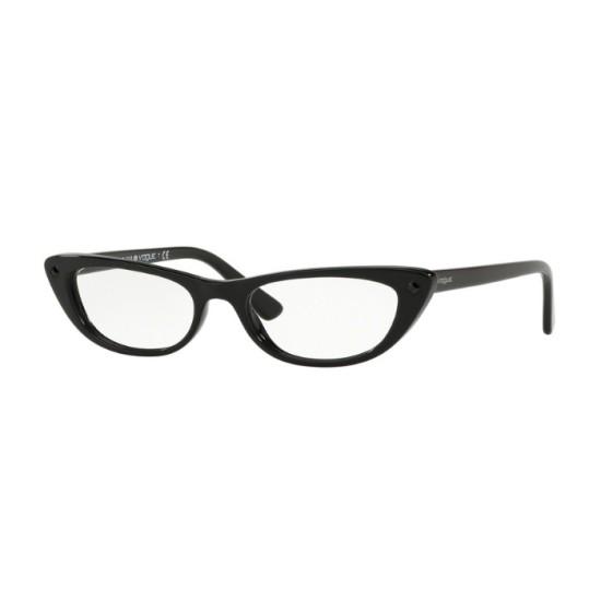 Vogue VO 5236B - W44 Nero | Occhiale Da Vista Donna