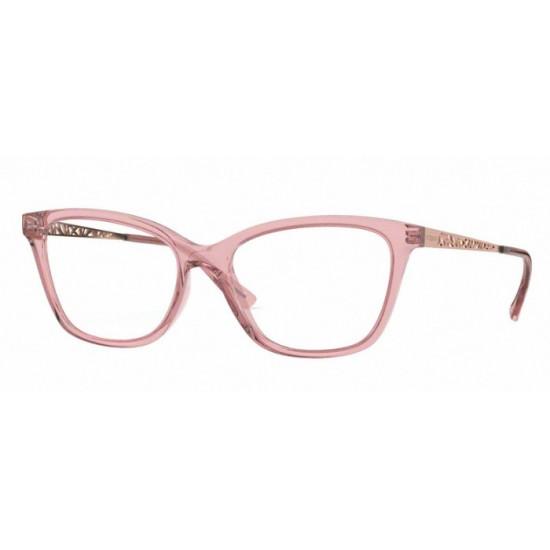 Vogue VO 5285 - 2599 Rosa Trasparente | Occhiale Da Vista Donna