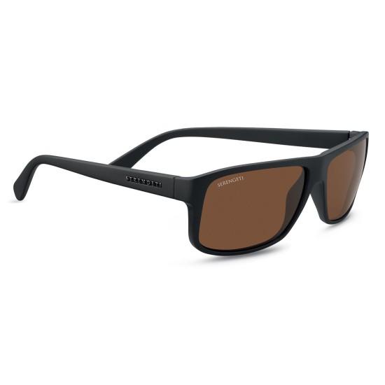 Serengeti CLAUDIO - 8558 Nero Opaco   Occhiale Da Sole Unisex